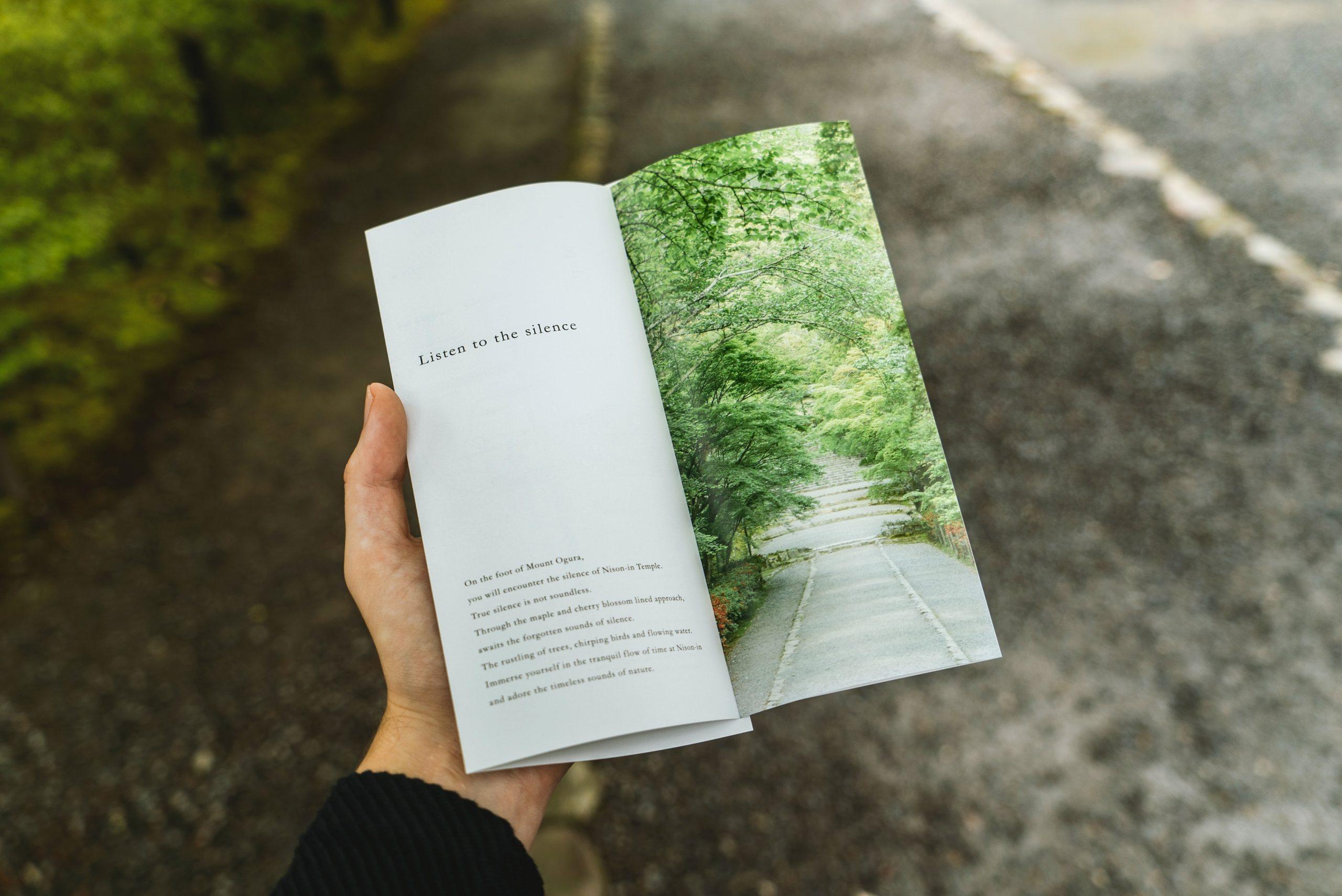 impresión de folletos