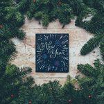 tarjetas visita navidad